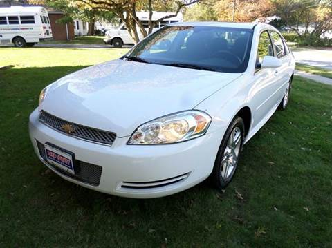 2012 Chevrolet Impala for sale in Painesville, OH