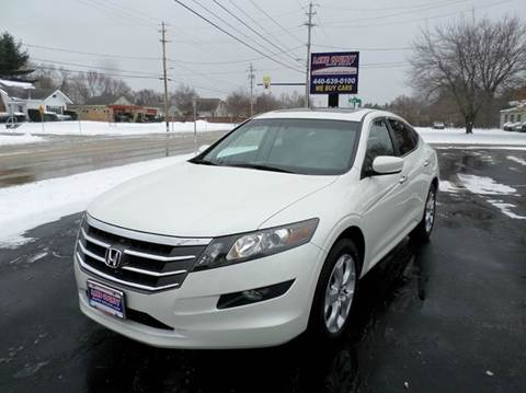 2011 Honda Accord Crosstour for sale in Painesville, OH