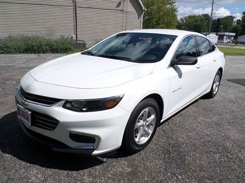 2017 Chevrolet Malibu for sale in Painesville, OH