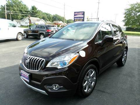 2013 Buick Encore for sale in Painesville, OH