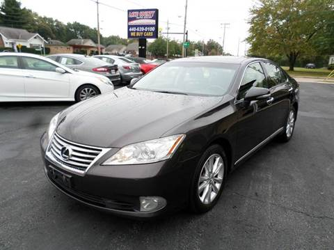 2010 Lexus ES 350 for sale in Painesville, OH