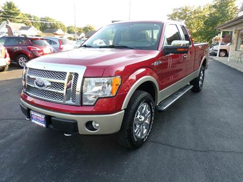 2010 Ford F-150 for sale in Painesville, OH