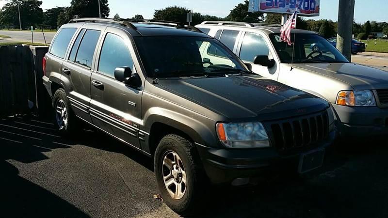 2000 jeep grand cherokee limited 4dr 4wd suv in virginia beach va. Cars Review. Best American Auto & Cars Review
