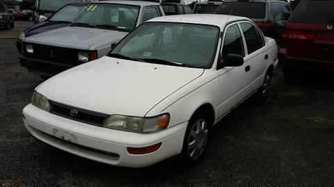 1994 Toyota Corolla for sale in Virginia Beach, VA