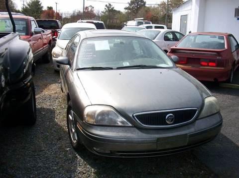 2003 Mercury Sable for sale in Virginia Beach, VA