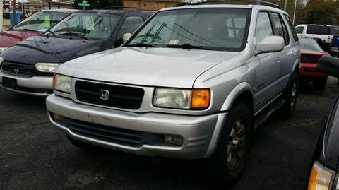 Honda Passport For Sale  Carsforsalecom