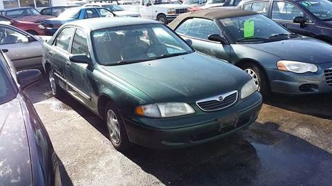 1998 Mazda 626 for sale in Virginia Beach, VA