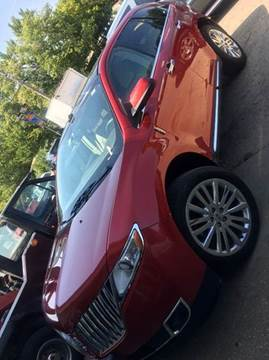 2011 Lincoln MKX for sale in Topeka, KS