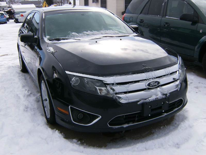 2012 Ford Fusion AWD SEL 4dr Sedan - Alpena MI