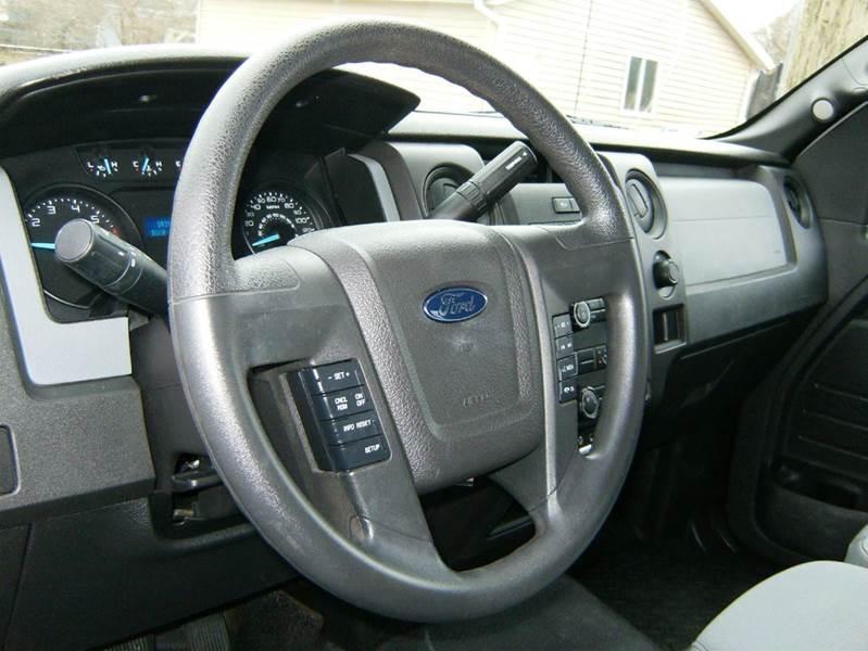 2013 Ford F-150 4x4 STX 2dr Regular Cab Styleside 6.5 ft. SB - Alpena MI