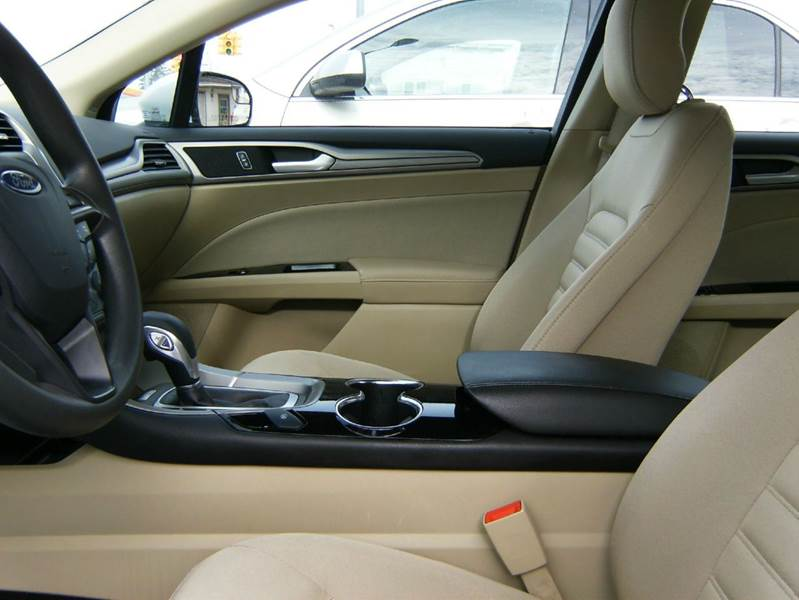 2014 Ford Fusion SE 4dr Sedan - Alpena MI