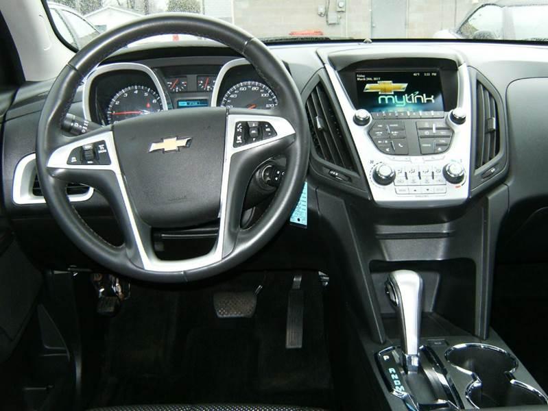 2015 Chevrolet Equinox LT 4dr SUV w/1LT - Alpena MI