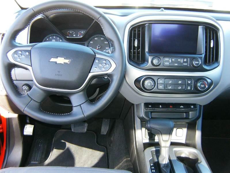 2016 Chevrolet Colorado 4x4 LT 4dr Extended Cab 6 ft. LB - Alpena MI