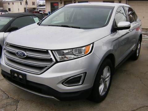 2016 Ford Edge for sale in Alpena, MI