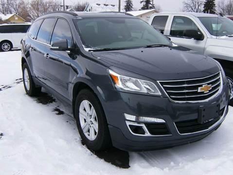2013 Chevrolet Traverse for sale in Alpena, MI