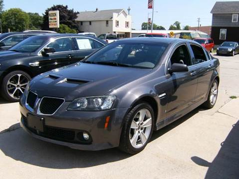 2009 pontiac g8 for sale in alpena mi. Black Bedroom Furniture Sets. Home Design Ideas