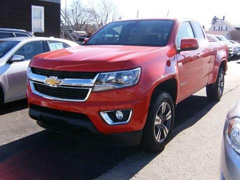 2016 Chevrolet Colorado for sale in Alpena, MI