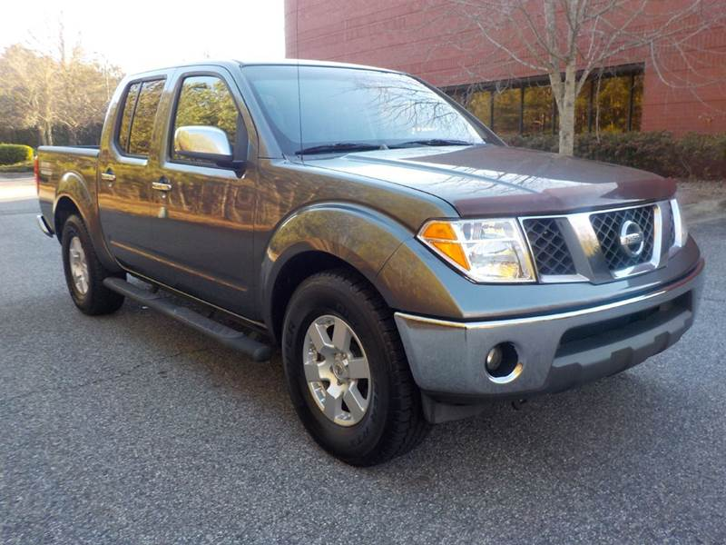2006 nissan frontier se 4dr crew cab sb w automatic in alpharetta ga salton motor cars. Black Bedroom Furniture Sets. Home Design Ideas