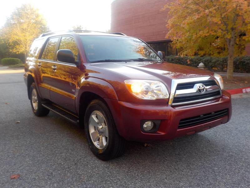 2009 toyota 4runner 4x2 sr5 4dr suv 4 0l v6 in alpharetta ga salton motor cars. Black Bedroom Furniture Sets. Home Design Ideas