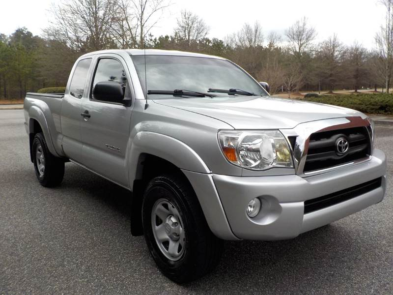 2008 toyota tacoma prerunner v6 4x2 4dr access cab 6 1 ft sb 5a in alpharetta ga salton motor. Black Bedroom Furniture Sets. Home Design Ideas