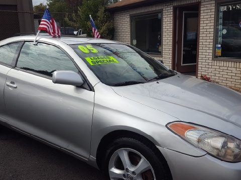 2005 Toyota Camry Solara for sale in Belleville, NJ