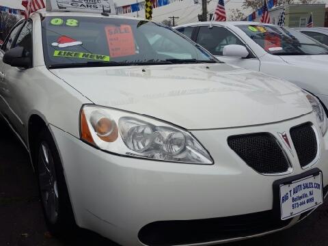 2008 Pontiac G6 for sale in Belleville, NJ