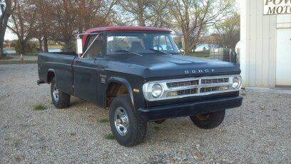 1971 Dodge D100 Pickup for sale in Burlington, KS