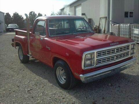1979 Dodge RAM 150 for sale in Burlington KS