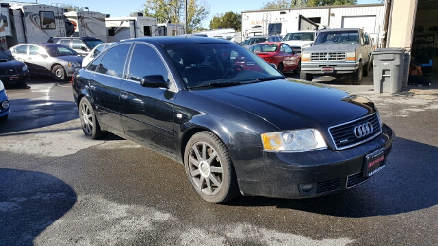 2004 audi a6 awd 2 7t s line quattro 4dr sedan in. Black Bedroom Furniture Sets. Home Design Ideas
