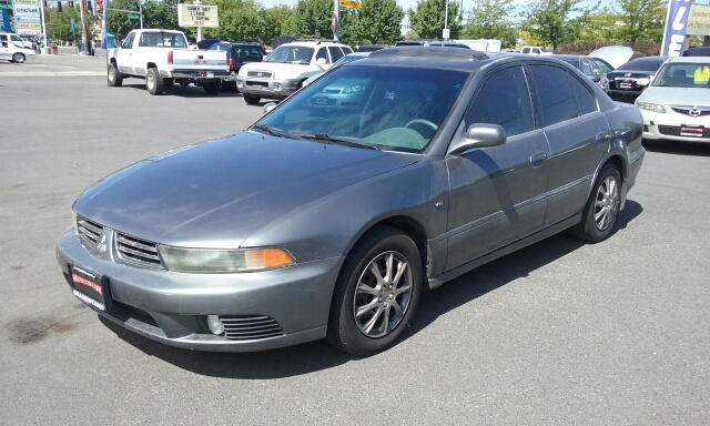 2002 mitsubishi galant gtz v6 4dr sedan in kennewick wa. Black Bedroom Furniture Sets. Home Design Ideas