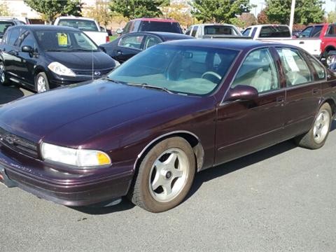 1996 Chevrolet Impala for sale in Kennewick, WA