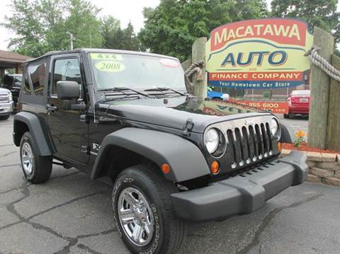 jeep wrangler for sale in holland mi. Black Bedroom Furniture Sets. Home Design Ideas