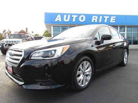 2015 Subaru Legacy for sale in Cleveland, OH