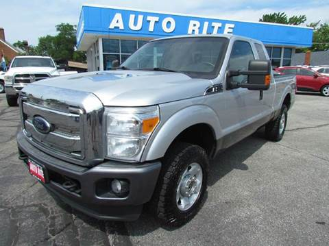 2012 Ford F-250 Super Duty for sale in Cleveland, OH