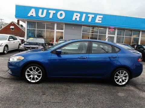2013 Dodge Dart for sale in Cleveland, OH