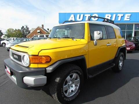 2007 Toyota FJ Cruiser for sale in Cleveland, OH