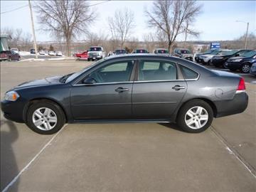 2010 Chevrolet Impala for sale in Niobrara, NE