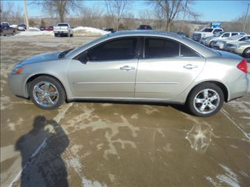 2008 Pontiac G6 for sale in Niobrara, NE