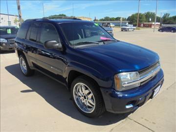 2003 Chevrolet TrailBlazer for sale in Niobrara, NE