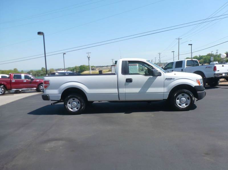 2009 ford f 150 4x2 xl 2dr regular cab styleside 8 ft lb for Ideal motors maryville tn