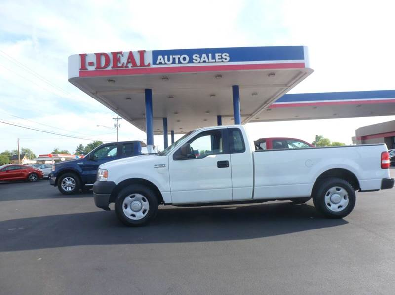 2006 ford f 150 xl 2dr regular cab styleside 6 5 ft sb in for Ideal motors maryville tn