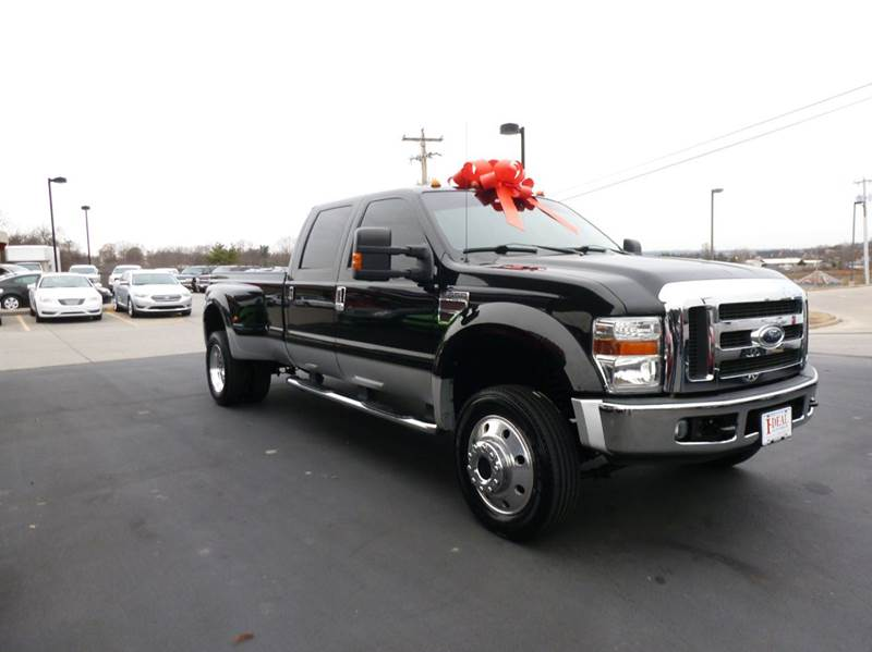 2008 ford f 450 super duty lariat 4dr crew cab 4wd lb drw. Black Bedroom Furniture Sets. Home Design Ideas