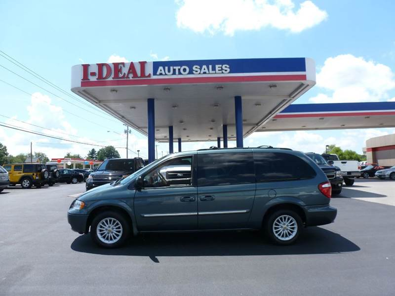 2007 chrysler town and country touring 4dr extended mini for Ideal motors maryville tn