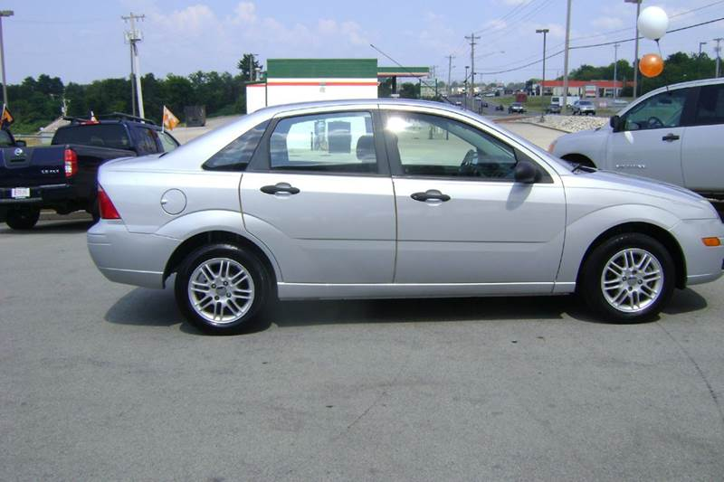 2007 ford focus zx4 se 4dr sedan in maryville tn i deal. Black Bedroom Furniture Sets. Home Design Ideas