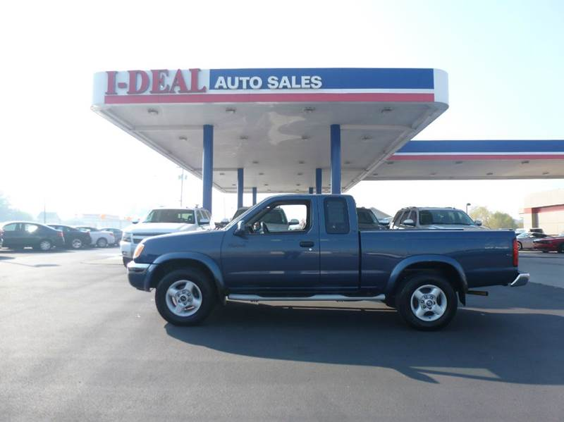 2000 nissan frontier 2dr xe v6 4wd extended cab sb in maryville tn i