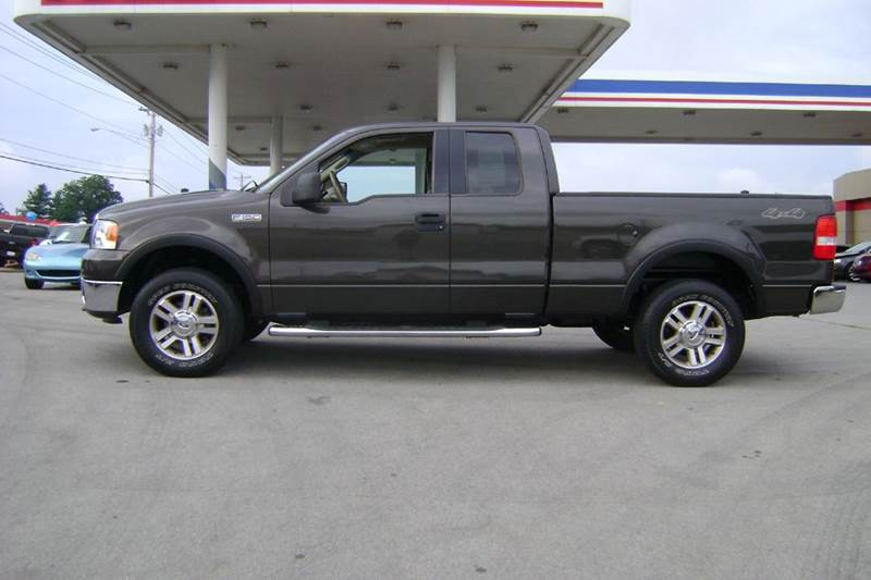 2006 ford f 150 fx4 4dr supercab 4wd styleside 5 5 ft sb for Ideal motors maryville tn