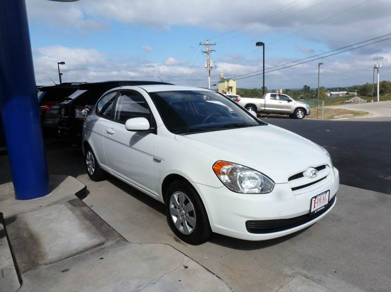 2010 hyundai accent gs 2dr hatchback in maryville tn i for Ideal motors maryville tn
