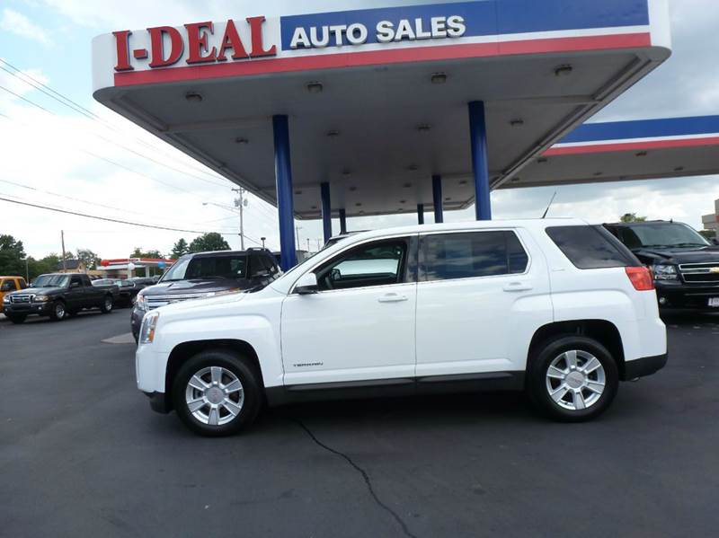 2012 gmc terrain sle 2 4dr suv in maryville tn i deal