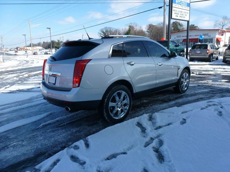 2010 cadillac srx awd performance collection 4dr suv in for Ideal motors maryville tn