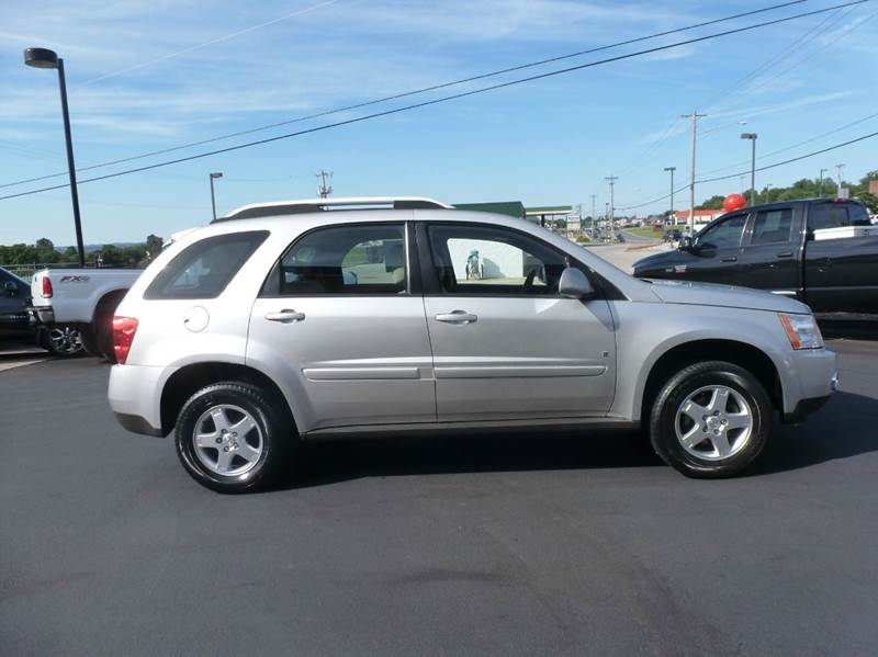 2008 Pontiac Torrent Awd 4dr Suv In Maryville Tn I Deal Auto Sales